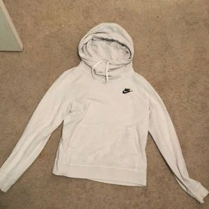 Nike crowl neck sweatshirt